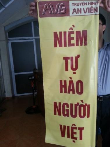 Avghotline - Truyền hình An Viên - Niềm tự hào người Việt