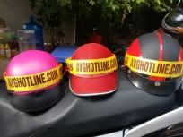 Avghotline - Truyền hình An Viên - Helmet